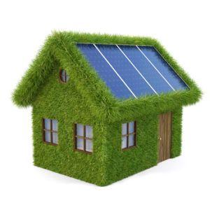 Mini solaranlage fur gartenhaus