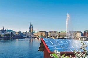 Photovoltaik in Hamburg
