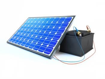 Solarstrom speichern mit Solarakkus
