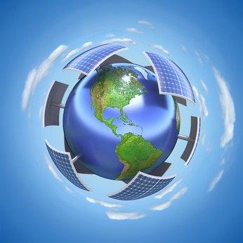 Weltweite Photovoltaik nimmt zu