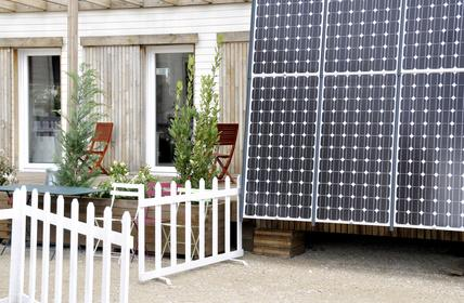 Photovoltaikanlagen für Gartenhäuser