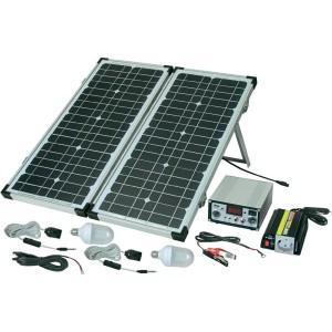 Brennstuhl Solar Energie Set