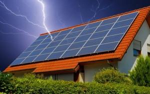Blitzschutz Photovoltaik