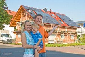 Das Photovoltaik Dach