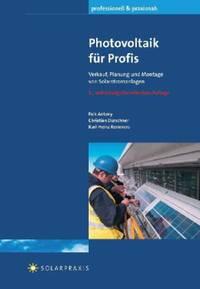 Photovoltaik für Profis und Ingenieure