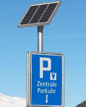 Photovoltaik Inselanlage / Inselsystem