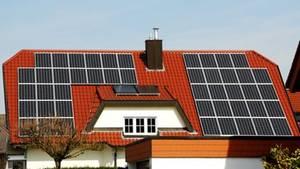 Schatten bei Photovoltaikanlagen
