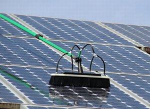 Solaranlagen professionell reinigen