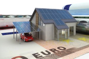 Solarcarport carport mit solardach anbieter preise for Carport mit solardach
