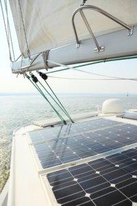 Solarset für Boot & Segelyacht