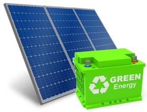 Solarstromspeicher für Photovoltaikanlagen