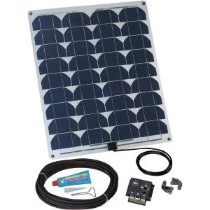 Sunset Solar-Set für Boote und Yachten, 45 Watt Set