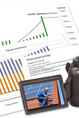 Wirtschaftlichkeitsberechnung Photovoltaik